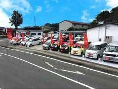 ☆軽・コンパクト・ミニバンまで幅広いラインナップでピッタリのお車をご案内いたします☆