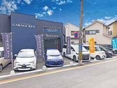 軽自動車、コンパクト、セダン、ミニバン、SUV、HV、商用車、輸入車まで幅広く取り揃えております。注文販売も行っております。