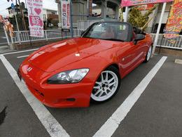 ホンダ S2000 2.0 電動オープン 赤革シート VTEC エアロ