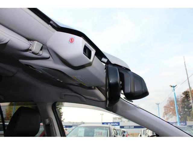 交通事故ゼロを目指して進化したアイサイトがドライブの安心と愉しさをさらに深めます。