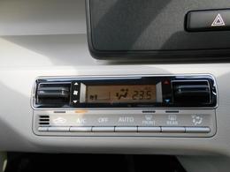 車内を快適に保ってくれるオートエアコン。