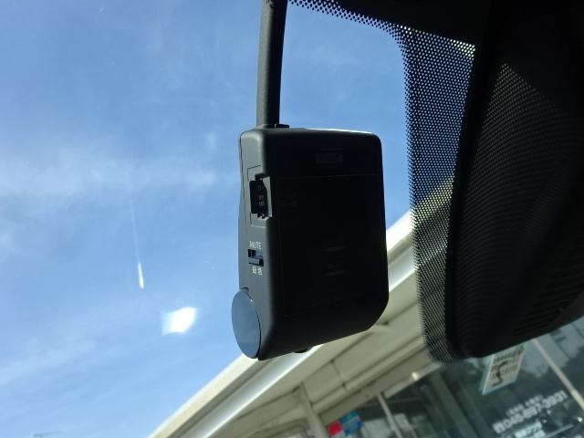 万が一の際に安心下純正ドライブレコーダー付きです!万が一の際にデーターとして残るのは安心ですね