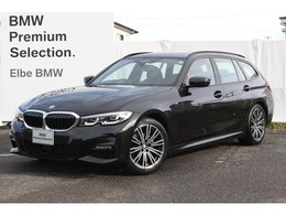 BMW 3シリーズツーリング 320d xドライブ Mスポーツ ディーゼルターボ 4WD 黒革 ACC シートヒータ 電動リアゲート