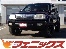 トヨタ ランドクルーザー100 4.7 VX 4WD アクティブバケーションタイプB SDナビ