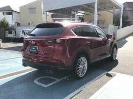 令和4年8月まで車検残ってます。当店で法定点検を行ってからお車お渡しいたします。