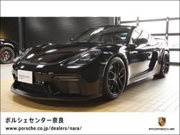 ポルシェ 718ケイマン GT4 新車保証継承 LEDヘッドライト