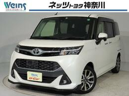 トヨタ タンク 1.0 カスタム G-T スマアシ・SDナビ・ETC・バックカメラ