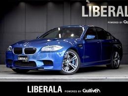 BMW M5 4.4 HUD インテリセーフ レーンチェンジW 赤革