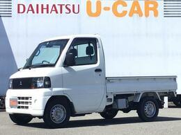 三菱 ミニキャブトラック VX-SE パワステ 走行無制限1年保証 4WD AT車 CD