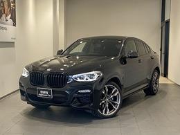 BMW X4 M40i 4WD 禁煙ハーマン黒レザーLEDブラックグリル