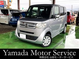 ホンダ N-BOX+ 660 G 車いす仕様車 4WD 電動ウインチ/スマートキー/シートヒーター