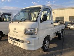 ダイハツ ハイゼットトラック 660 スペシャル 3方開 4WD エアコン パワステ 5速MT車