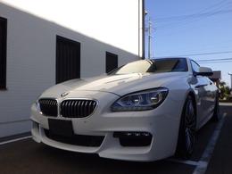 BMW 6シリーズ 640i Mスポーツパッケージ