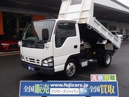 いすゞ エルフ 強化ダンプ 標準 積載2000Kg