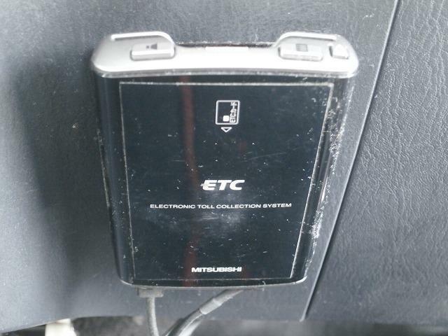 社外品のETC車載器になります!