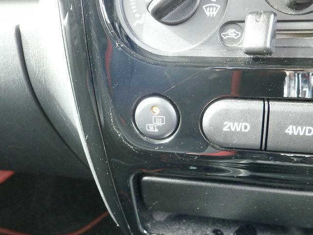 ドアミラーヒーターも装備!寒冷地で活躍の装備です!