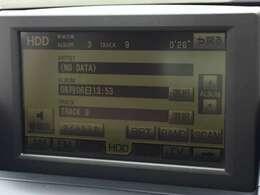 ☆純正HDDナビ TV/AM/FM/CD/DVD