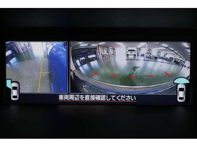 フロントカメラ&サイドカメラもついています!左右の見通しが悪い交差点等で便利です