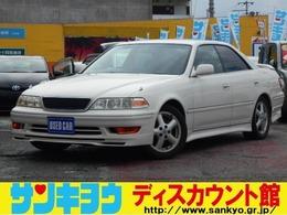 トヨタ マークII 2.5 ツアラーS 純正フルエアロ/キセノン/ブリッツマフラー