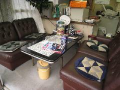 ふかふかのソファーでとても話しやすいスペースになっています!