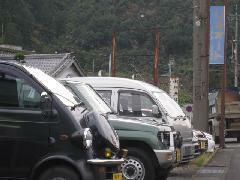 静岡の大自然に囲まれた場所にあります!