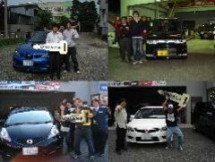 当店でお車を購入されたお客様の笑顔の納車式です♪たくさんのお客様に支持して頂ける「地域一番店」を目指しております!!