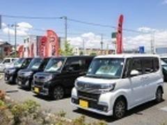 天気の良い日には富士山も一望できる 開放的な展示場です