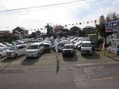 オリエントジャパン1号店です。 低価格の車を中心に置いております!!