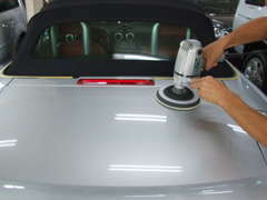 弊社の中古車は全てボディーコーティングを実施しております。