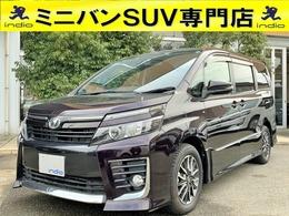 トヨタ ヴォクシー 2.0 ZS 電動スライド 純正SDナビTV ETC