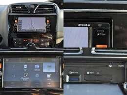 ☆純正メモリーナビ(MP315D-W)フルセグTV、DVD再生、CD録音、BTオーディオなども使用できます。