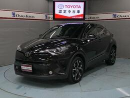 トヨタ C-HR 1.2 G-T 4WD 衝突被害軽減 BSM ドラレコ