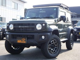スズキ ジムニーシエラ 1.5 JL 4WD 60mmリフトアップ