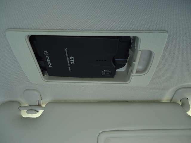 スマートインETC!ドライブには、必需品のETC 高速に乗るときは、ノンストップで通過できます。