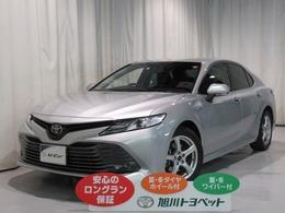 トヨタ カムリ 2.5 G レザーパッケージ 新品冬タイヤ フルセグ ナビ TSS