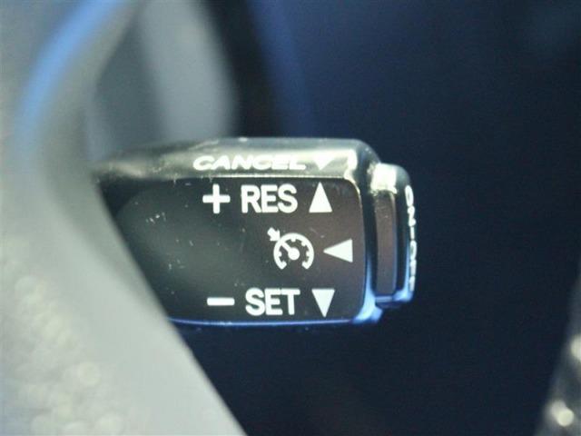 クルーズコントロール装備 アクセルを踏むことなく車速を一定キープ。高速道路も楽々走行出来ます。