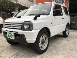 スズキ ジムニー 660 XG 4WD 車検整備付き パートタイム4WD