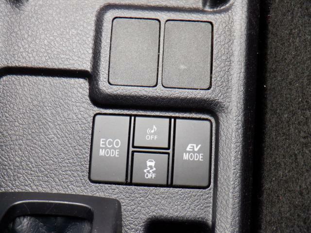 コンソールには各種設定ボタン