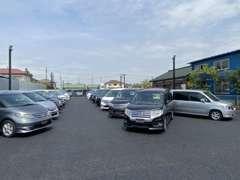 100万以下のお手頃車両を常時100台在庫!是非HPをご覧ください!