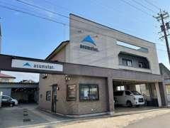 金沢本社では車検整備・板金塗装・電装品取付などの業務も承っております☆