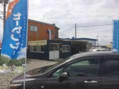 新潟バイパス黒崎インター下車後、国道8号線を白根方面へ車で15分走りますと右手に御座います。ご来店お待ちしております^^