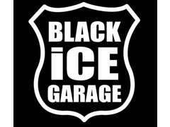 当ガレージのオリジナルロゴです!看板にもなっているのでご来店の際には目印に!