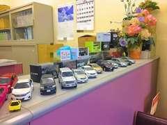 希少な車・輸入車・国産車と楽しい車を揃えてます!