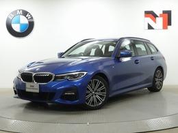 BMW 3シリーズツーリング 330i Mスポーツ 18AW ACC パドル 全周囲カメラ 衝突軽減