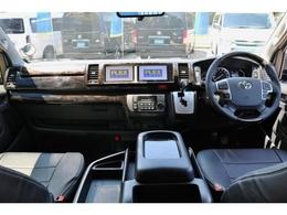 未登録新車 ハイエース ワゴン GL 2700cc ガソリン 2WD シートアレンジVer1