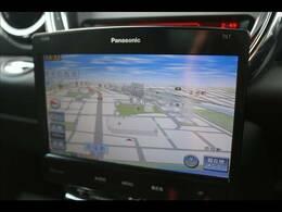 HDDナビ装備。ミュージックサーバー、DVD再生、フルセグTV視聴可能です。