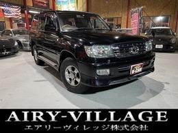 トヨタ ランドクルーザー100 4.7 VXリミテッド Gセレクション 4WD ユーザー買取車/1ナンバー登録/サンルーフ