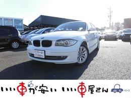 BMW 1シリーズ 116i Mスポーツパッケージ 禁煙 CD スマキー スペア ETC 車検2年含