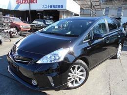 トヨタ プリウスα 1.8 G ツーリングセレクション LPG タクシー LPガス