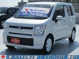 スズキ ワゴンR ホワイトエディション2型 新車保証/サポカー/試乗車アップ